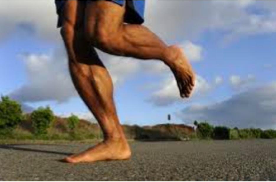 Barefoot running vibram uk